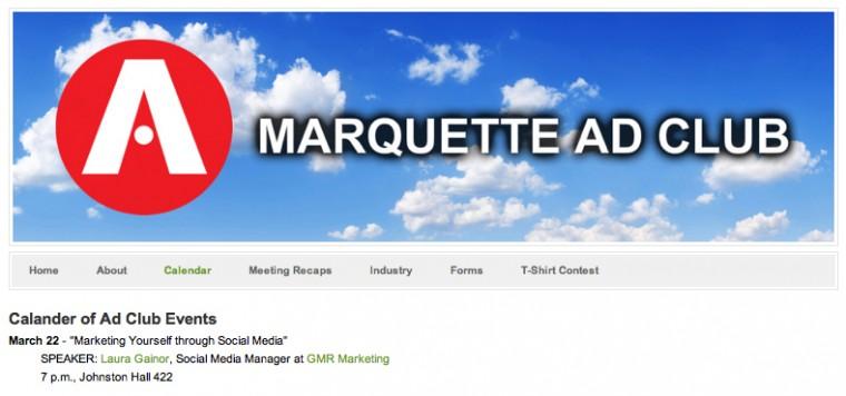 Marquette-Ad-Club-Gainor
