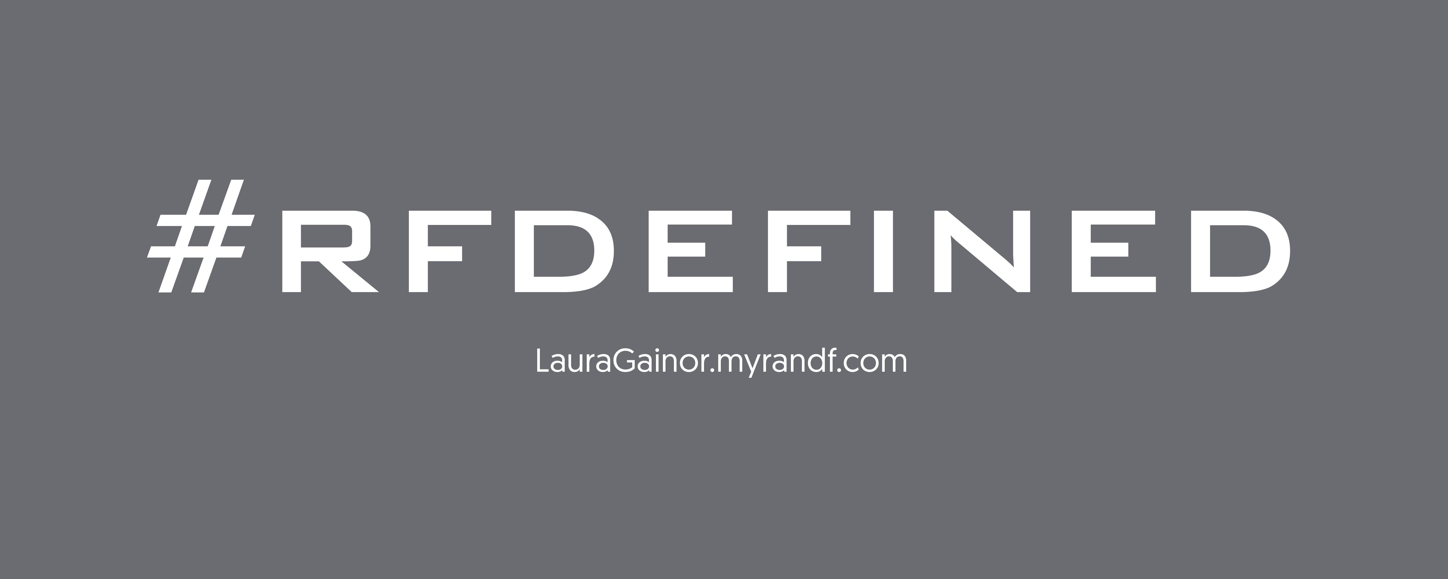 RFDefined Laura Gainor
