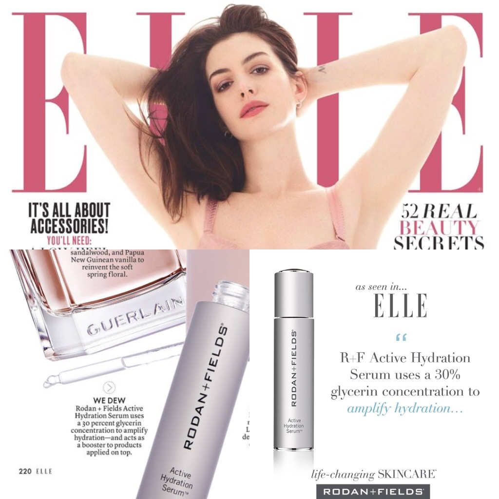 elle rodan fields hydration serum