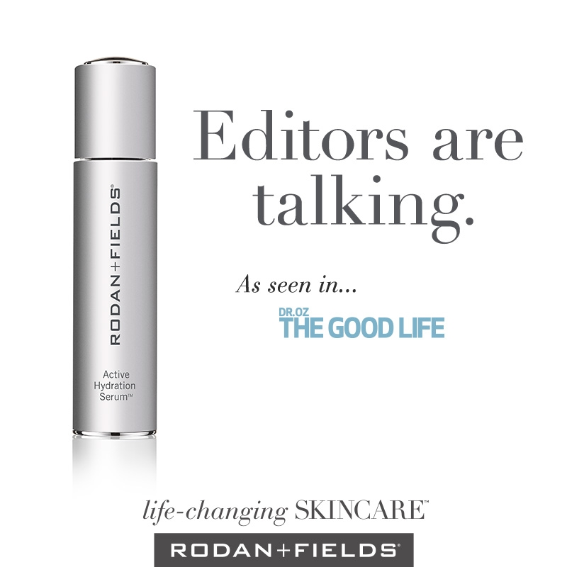 rodan fields - DR. hydration serum